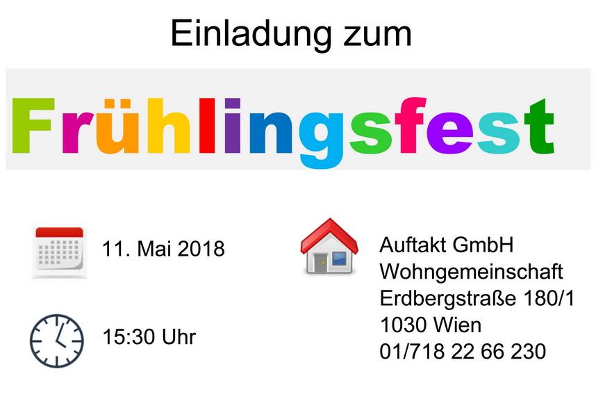 Frühlingsfest Erdberg